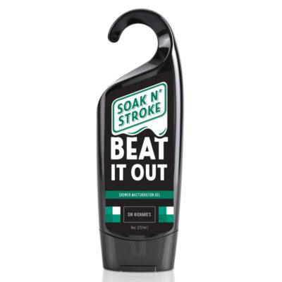 59930 - Soak n' Stroke Beat It Out Masturbation Gel 8 fl. oz.