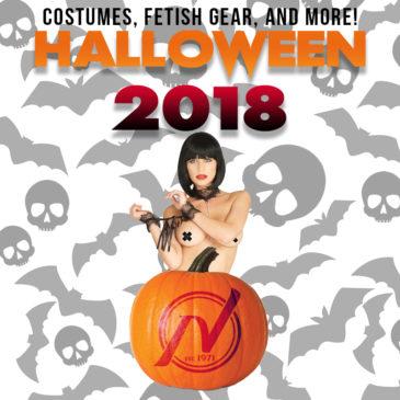 Wholesale Halloween Catalog 2018