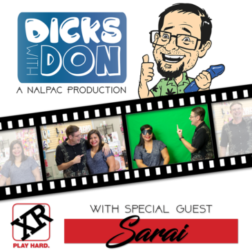 Dicks with Don – Episode 5 Featuring XR Brands!